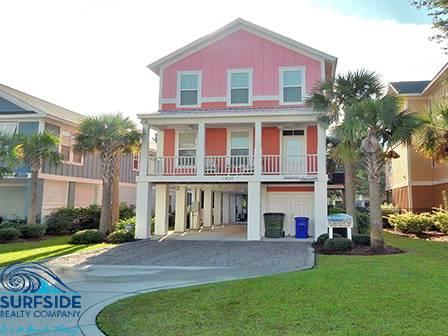 A Beauty at the Beach - Image 1 - Surfside Beach - rentals