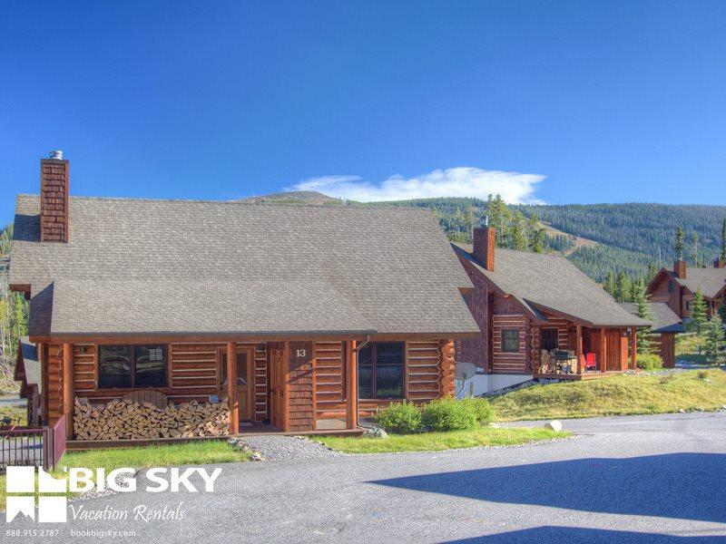 Big Sky Resort | Powder Ridge Cabin 9A Red Cloud - Image 1 - Big Sky - rentals