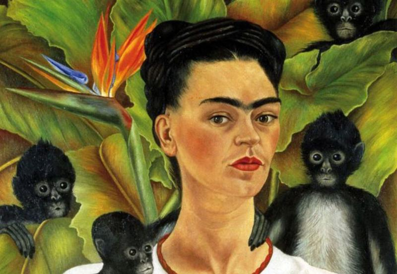 Our Villa and Cottages celebrate Mexico and the famous Mexican Painter Frida Kahlo - Fridas Villa & Cottage - A Little Taste of Mexico - Salt Spring Island - rentals