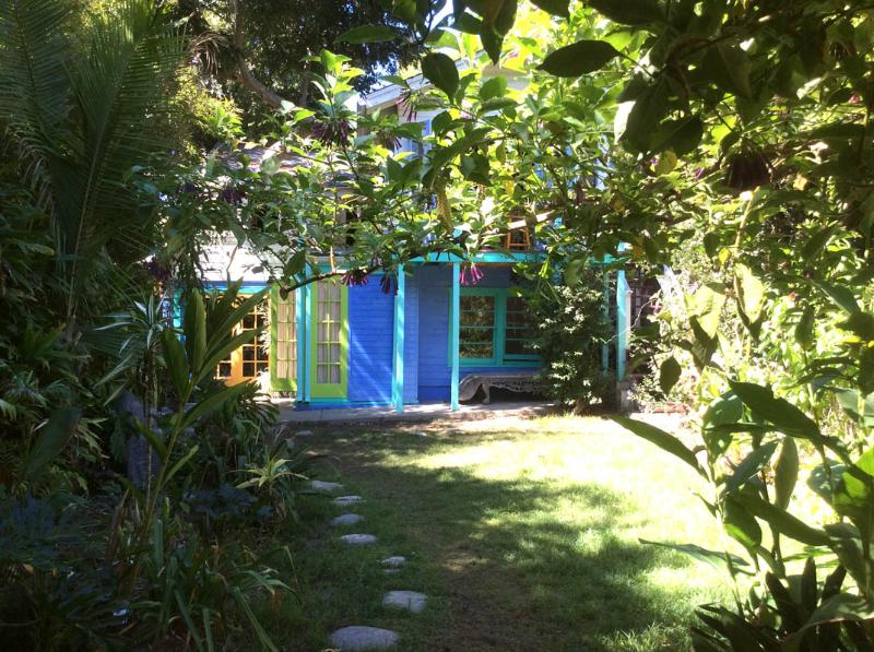 House from the garden - Hollywood Hills Tropical Paradise Great Location - Los Angeles - rentals