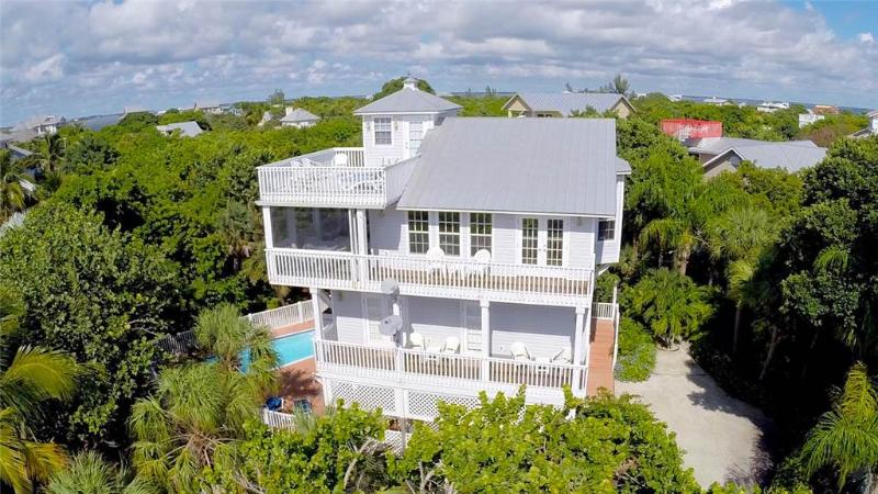 134-The Silver Seashell - Image 1 - Captiva Island - rentals