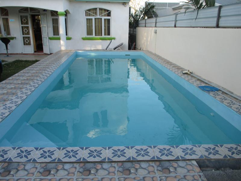 Private house with private pool,security alarm,free Wifi,aircon ,at Grand Baie, Mauritius. - Image 1 - Grand Baie - rentals
