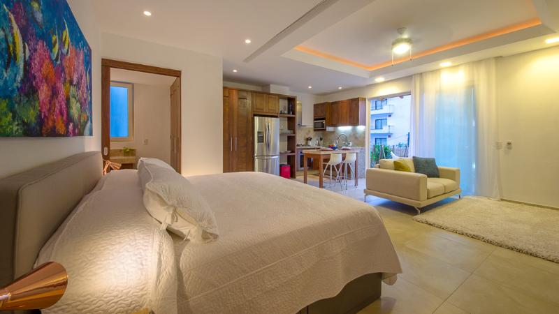 Best Value New Luxury Studio -Few Steps from Beach - Image 1 - Puerto Vallarta - rentals
