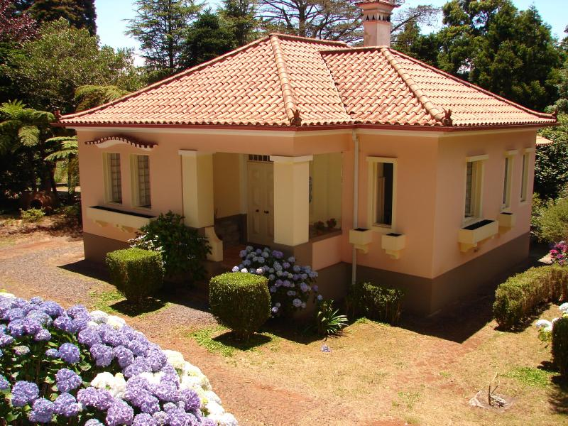 Gardens, flowers, awesome place by Golf Course!!! - Image 1 - Santo da Serra - rentals