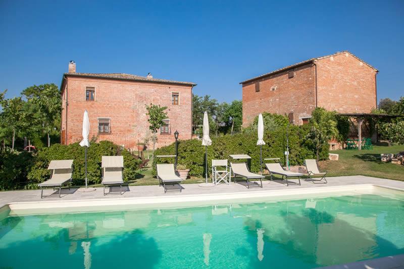 Villa Abbadia - Image 1 - Abbadia di Montepulciano - rentals