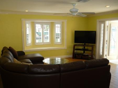 Family room - Spacious and updated waterfront home located on large bay - Marco Island - rentals