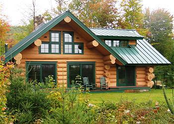 The Eaglet Log Home - Image 1 - Franconia - rentals