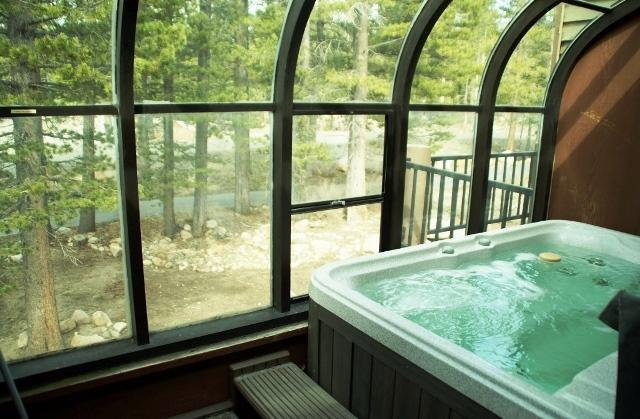 Wooded Setting & Indoor Jacuzzi - Listing #212 - Image 1 - Mammoth Lakes - rentals
