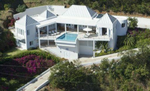Villa Mas at Estate Bakkero, St. Thomas - Ocean View, Pool - Image 1 - Frenchman's Bay - rentals