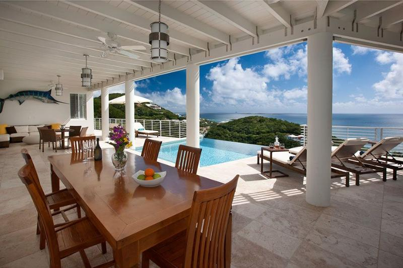Villa Mas - Ideal for Couples and Families, Beautiful Pool and Beach - Image 1 - Saint Thomas - rentals