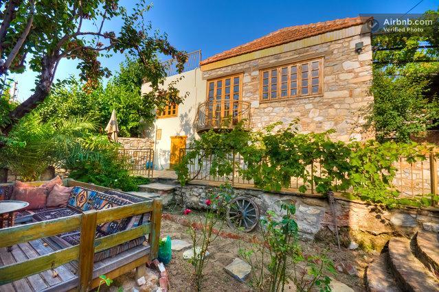 Serenity Cottage Exterior - Serenity Cottage, Ephesus, Selcuk, Turkey - Selcuk - rentals