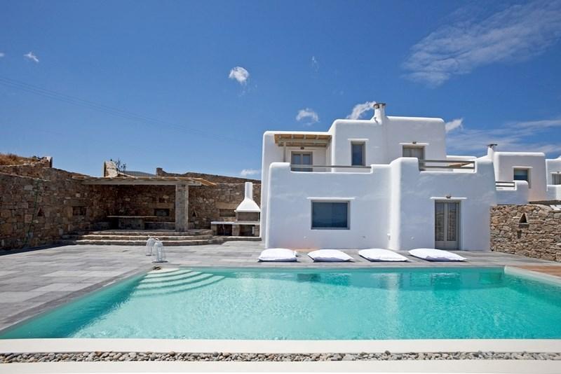 Blue Villas | Ianthe I | Modern Design - Image 1 - Kalafatis - rentals