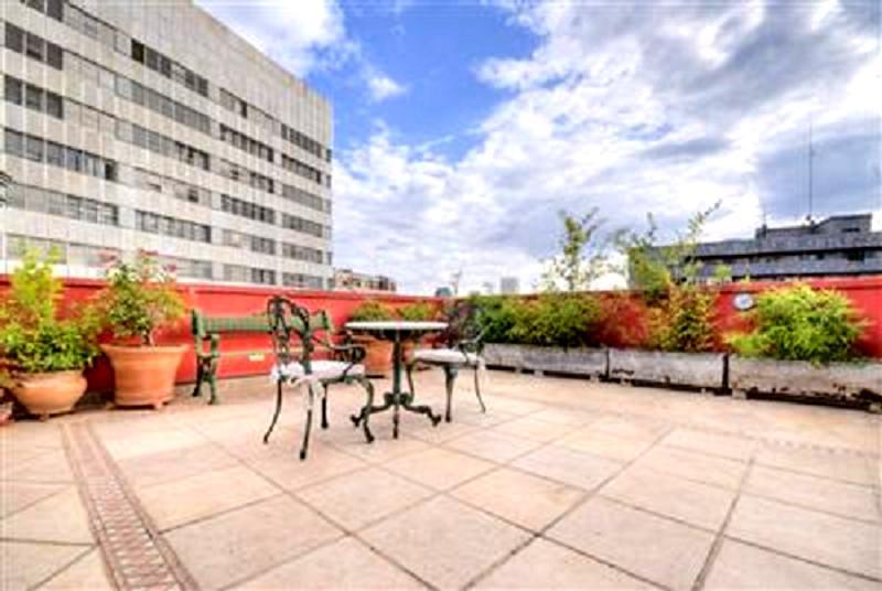 Terrace - Penthouse Duplex Cuzco-Castellana - Madrid - rentals