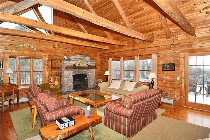 Foxridge Lodge - Image 1 - Stowe - rentals