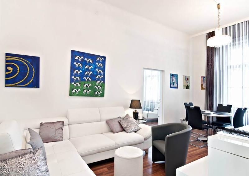 LIVING - LUXURY DESIGN HOME VIENNA V - Vienna - rentals