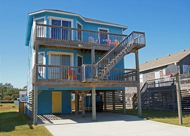 N2304- CARIBBEAN BLUE - N2304- CARIBBEAN BLUE - Nags Head - rentals