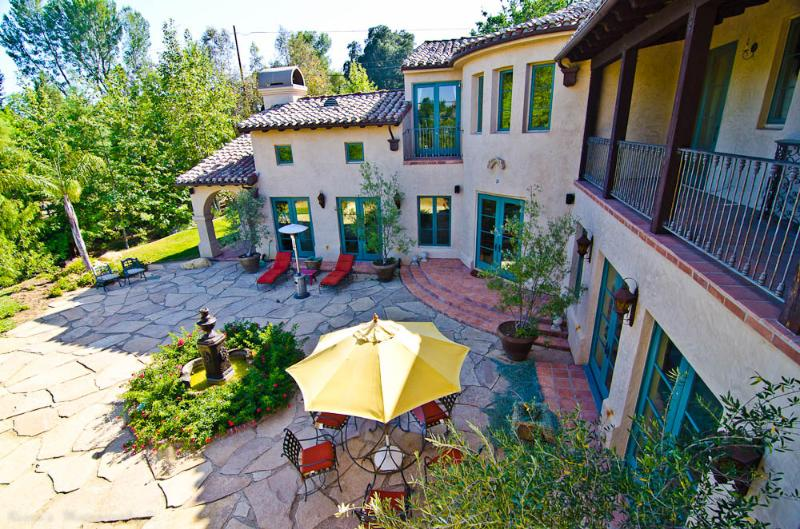 Agoura Hills Spanish Stunning Mansion - Image 1 - Agoura Hills - rentals
