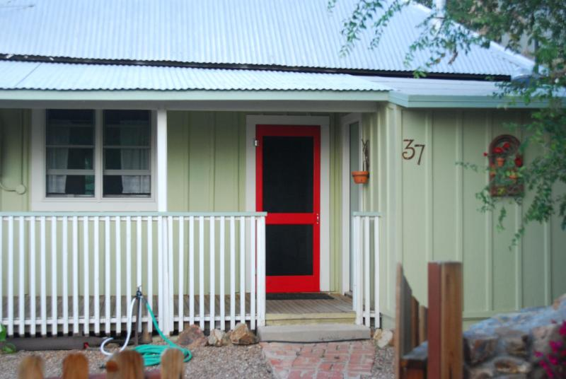 Welcome! - The Porch House--perfectly located! - Bisbee - rentals