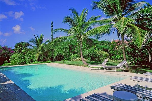 Nestled in the heart of a 3 acre state, this villa is truly a treasure. RL EVE - Image 1 - Barbados - rentals