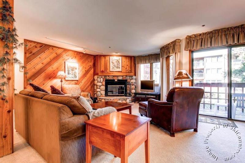 Cimarron Condos CM108 by Ski Country Resorts - Image 1 - Breckenridge - rentals
