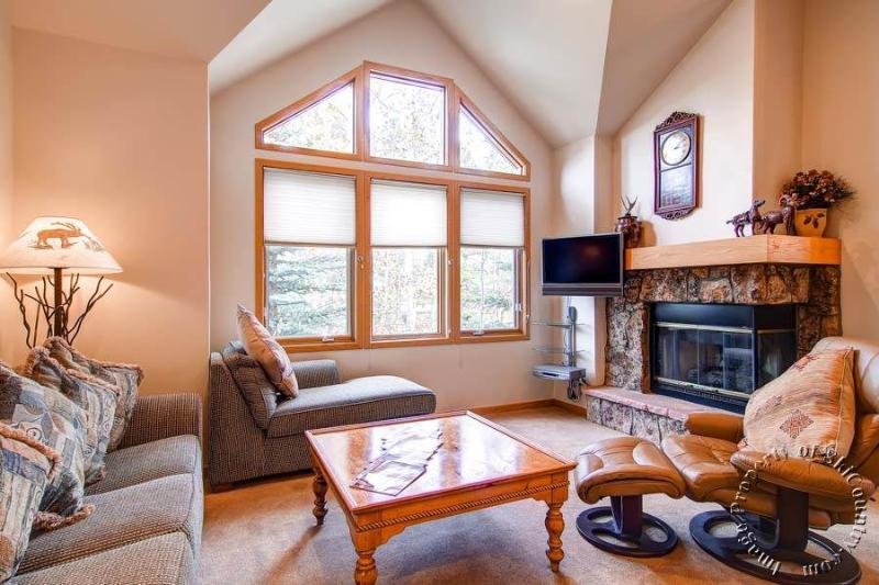 Highlander Townhomes 305 by Ski Country Resorts - Image 1 - Breckenridge - rentals
