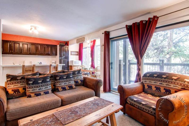 Inner Circle Condos 4 by Ski Country Resorts - Image 1 - Breckenridge - rentals