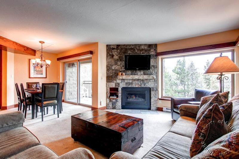 Powderhorn Condos A202 by Ski Country Resorts - Image 1 - Breckenridge - rentals