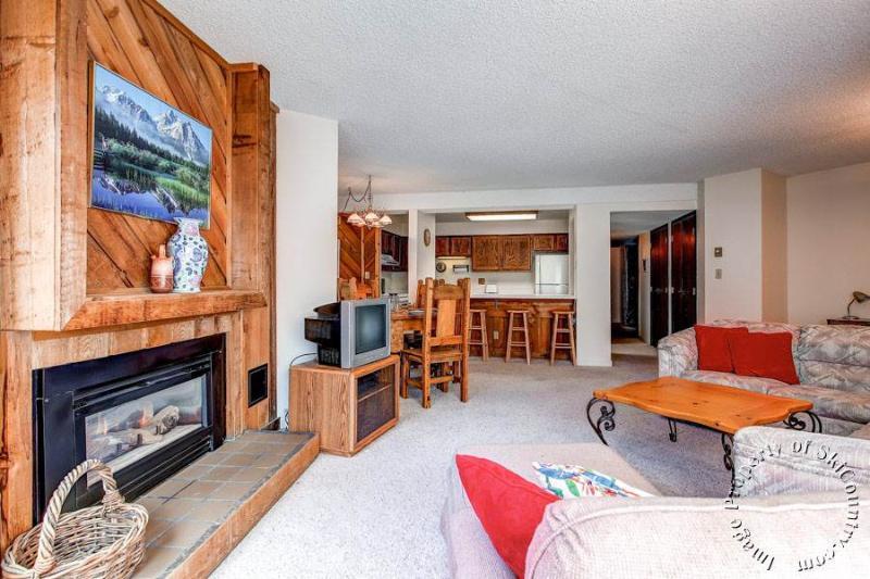 Powderhorn Condos C304 by Ski Country Resorts - Image 1 - Breckenridge - rentals