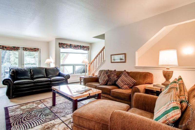 Pine Creek Townhomes J by Ski Country Resorts - Image 1 - Breckenridge - rentals