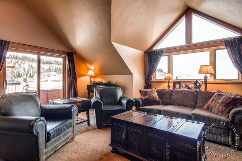 Ski Country Penthouse 3 by Ski Country Resorts - Image 1 - Breckenridge - rentals