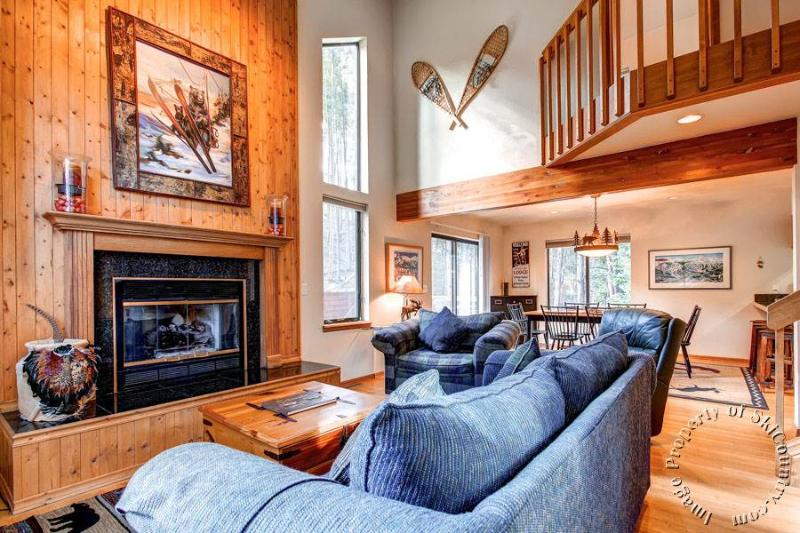 Sawmill Patch Townhomes 107 by Ski Country Resorts - Image 1 - Breckenridge - rentals