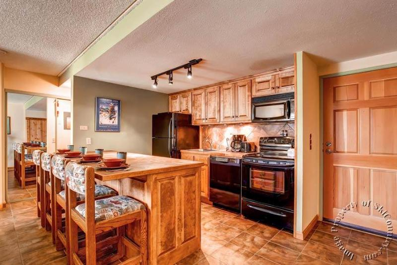 Trails End Condos 411 by Ski Country Resorts - Image 1 - Breckenridge - rentals