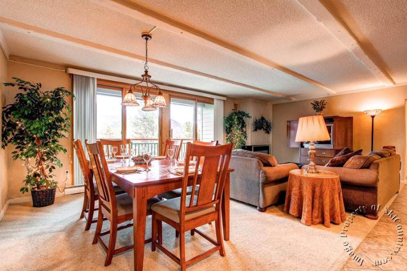Trails End Condos 502 by Ski Country Resorts - Image 1 - Breckenridge - rentals