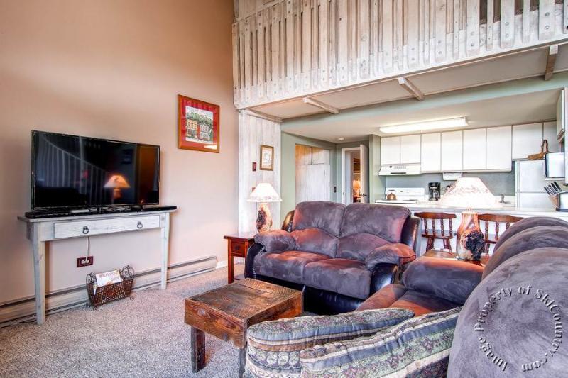 Trails End Condos P5 by Ski Country Resorts - Image 1 - Breckenridge - rentals