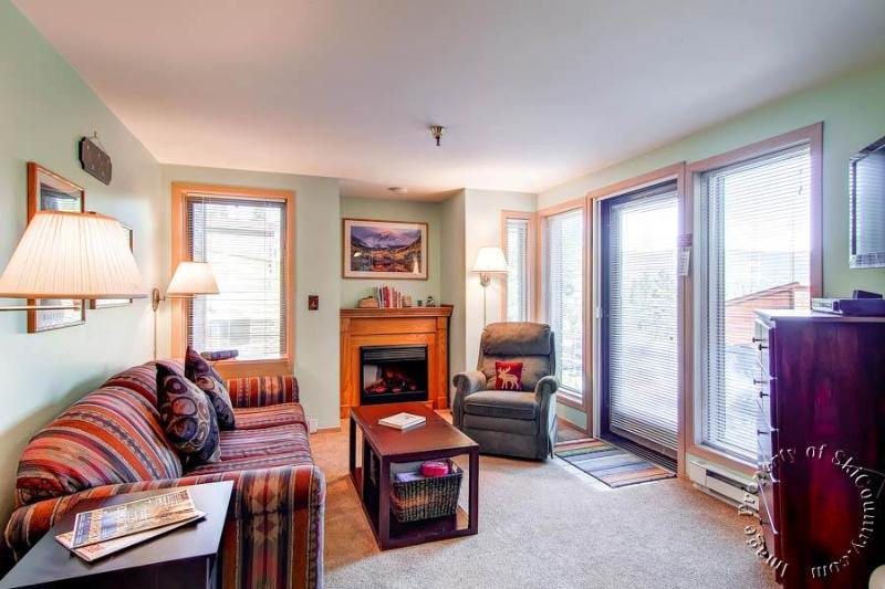 Tyra Lookout 12B by Ski Country Resorts - Image 1 - Breckenridge - rentals