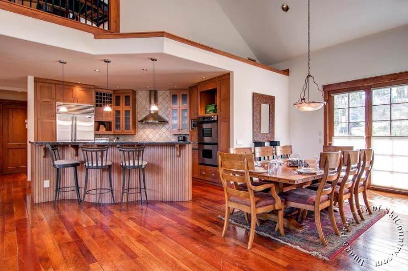 Westridge Chalet 99 by Ski Country Resorts - Image 1 - Breckenridge - rentals