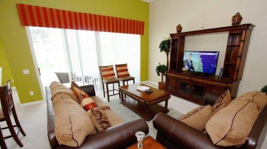 Updated 5 Bedroom 5 Bathroom Villa in Windsor Hills. 7741TB - Image 1 - Orlando - rentals