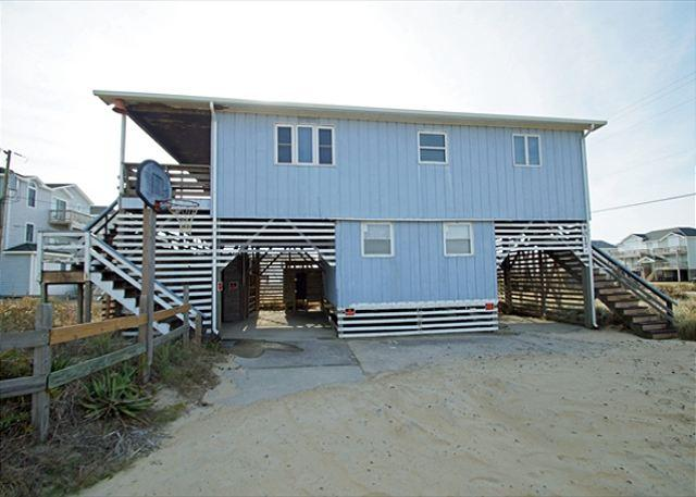 SN9017A- BIG BLUE HOUSE BY THE SEA - SN9017A- BIG BLUE HOUSE BY THE SEA - Nags Head - rentals