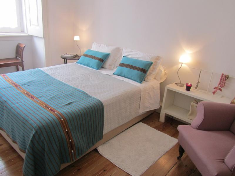 Santos Deluxe 2bedrooms with river view - Image 1 - Lisbon - rentals