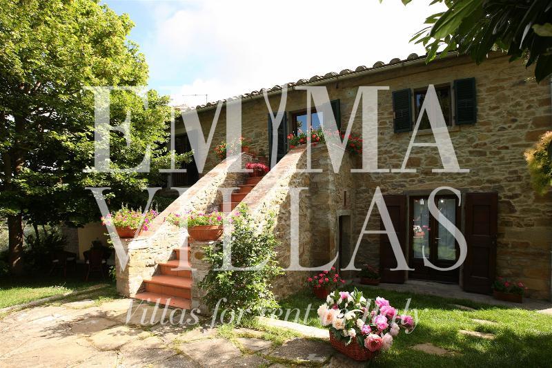Casa del Sole 4 - Image 1 - Cortona - rentals