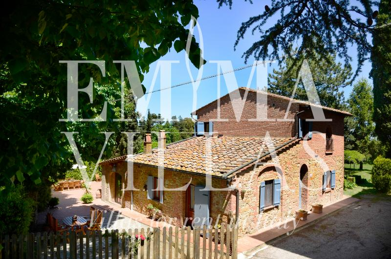 Le Pupille 6+2 - Image 1 - San Gimignano - rentals