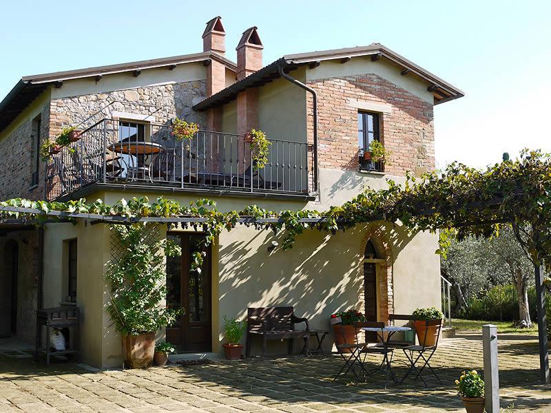 Casa Oliveto - Image 1 - Castelmuzio - rentals