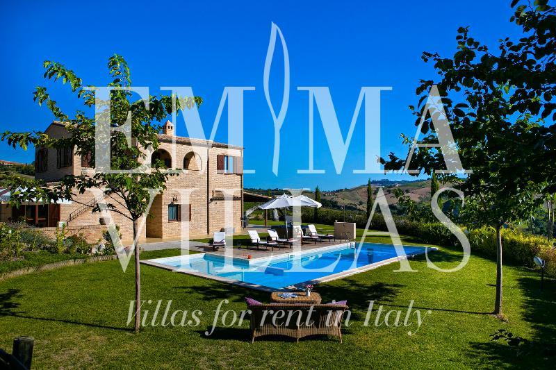 Casale Rosy 6+2 - Image 1 - Ascoli Piceno - rentals