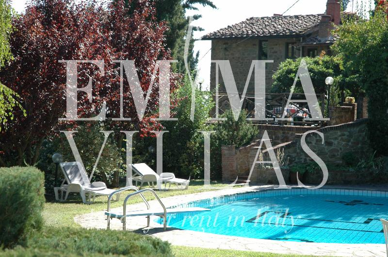 Casale Stolli 6+2 - Image 1 - Tuscany - rentals