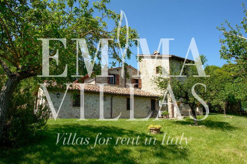 Villa Poggiente 15+2 - Image 1 - Todi - rentals