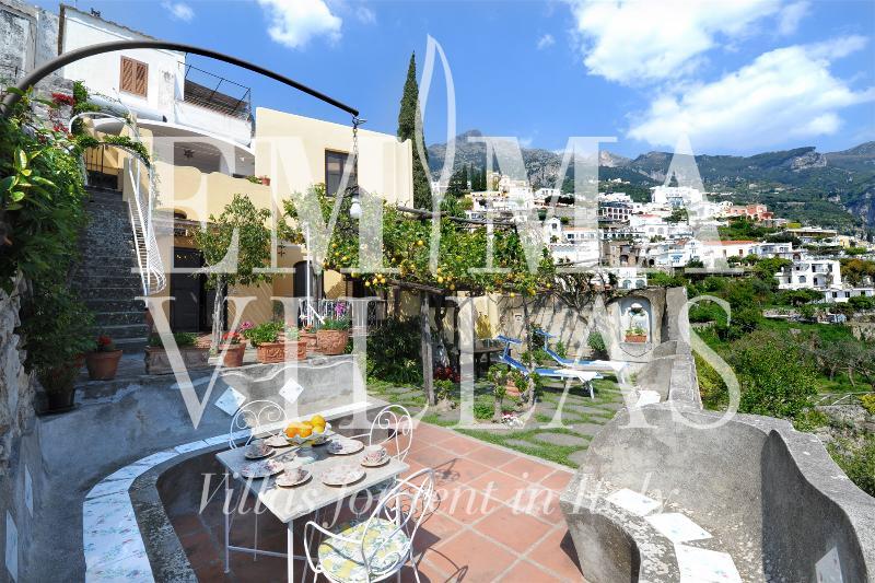 Claudius 2+2 - Image 1 - Positano - rentals