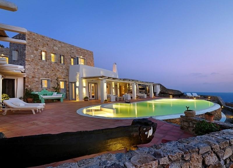 Blue Villas | Azure Villa | Laconic & Graceful - Image 1 - Mykonos Town - rentals