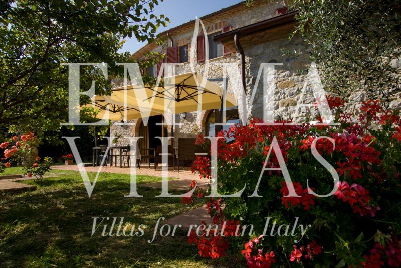 Villa Santa Maria 10 - Image 1 - Siena - rentals