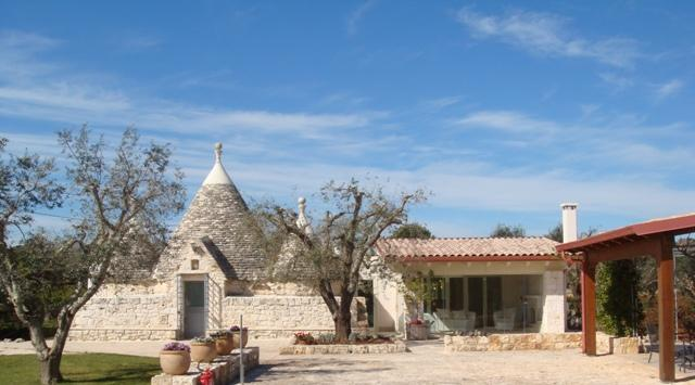 Trullo Stella - Exceptional 3 Bed Trulli with Pool, Puglia, Italy - Ceglie Messapica - rentals