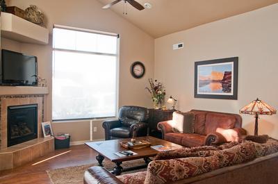 Rim Village F4 - Living Room - Rim Village F4 - Moab - rentals